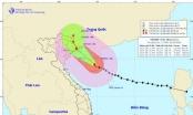 Dự báo thời tiết ngày 19/10: Bão số 7 áp sát Quảng Ninh - Hải Phòng