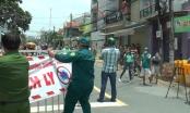 TP Biên Hòa: Dỡ bỏ hàng rào cách ly tuyến đường Hồ Văn Đại sau 14 ngày phong tỏa phòng Covid-19