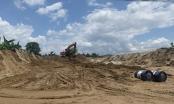 Xã Nông thôn mới ở Đồng Nai tan hoang vì cát tặc