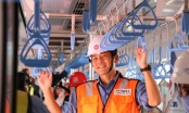 TP HCM đón nhận đoàn tàu đầu tiên của tuyến metro số 1