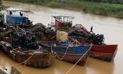 Sẽ khởi tố chủ tàu hút cát trái phép trên sông Đồng Nai