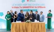 Ví điện tử SmartPay hợp tác VPBank gia tăng tiện ích người dùng
