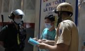 TP HCM: Một luật sư đòi xem tem kiểm định khi vi phạm nồng độ cồn