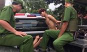 Đồng Nai: Khống chế nam thanh niên nghi ngáo đá, mang hung khí quậy phá cửa hàng tạp hóa