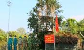 Biên phòng Tây Ninh siết chặt đường biên phòng,chống dịch Covid-19