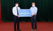Dược Hậu Giang tiếp tục ủng hộ 2 tỷ đồng cùng Bộ Y tế mua vaccine phòng chống Covid-19