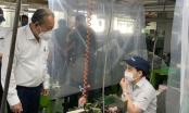 Phó thủ tướng Trương Hòa Bình kiểm tra công tác phòng dịch tại các KCX-KCN TP HCM