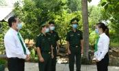 Tây Ninh khen thưởng nữ tài xế taxi tố giác đối tượng nhập cảnh trái phép