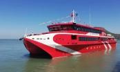 Bộ GTVT ủng hộ sử dụng tàu cao tốc để vận chuyển hàng hóa cho các tỉnh phía Nam