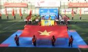 Chính thức khai mạc VCK Press Cup 2017