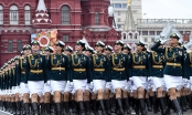 Quân đội Nga diễn tập rầm rộ trước thềm lễ duyệt binh