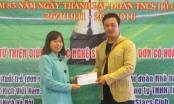 Hà Nội: Nhịp cầu Plus hỗ trợ từ thiện giúp đỡ nghệ sĩ nghèo neo đơn, có hoàn cảnh khó khăn