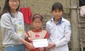 Quỹ Nhịp cầu Plus mang yêu thương đến với 2 chị em bị nhiễm HIV ở Phù Nham
