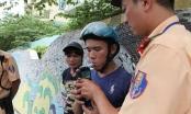 Hà Nội: Ngày đầu ra quân xử lý vi phạm nồng độ cồn, xử lý nhiều trường hợp vi phạm