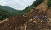 Thanh Hóa: Kinh hoàng một phần quả núi chắn ngang quốc lộ 15C