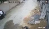 Clip: Tên trộm bốc đầu xe bẻ khóa trốn thoát trong tíc tắc