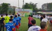 Tưng bừng Lễ khai mạc giải bóng đá tranh Cúp Mùa thu 2018