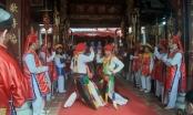 Lễ hội nổi tiếng với điệu múa Con đĩ đánh bồng được công nhận là Di sản văn hóa phi vật thể cấp quốc gia