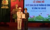 Nam Định: Bổ nhiệm Đại tá Phạm Văn Long làm Giám đốc Công an tỉnh