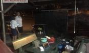 Nhóm thanh niên ném bom xăng vào quán cà phê, cả khu phố náo loạn