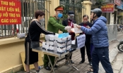 Đoàn thanh niên Công an phường Thanh Xuân Nam tích cực tham gia phòng chống dịch nCoV