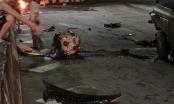 Hình ảnh kinh hoàng vụ tai nạn tại ở Đồng Nai vào lúc rạng sáng