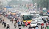 Hà Nội tổ chức lại giao thông trên một số tuyến đường