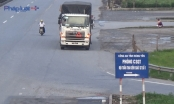 CSGT Hưng Yên ra quân xử lý phương tiện đi ngược chiều tại quốc lộ 5