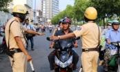 Từ ngày mai, cảnh sát giao thông có thể xử phạt không lập biên bản