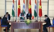 Việt Nam, Ấn Độ ký kết 12 văn kiện hợp tác