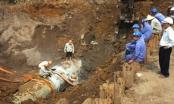 Đường ống dẫn nước sạch sông Đà vỡ lần thứ 19