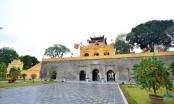 Hoàng Thành Thăng Long 'khác lạ' trong màu sơn mới