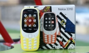 Trải nghiệm nhanh Nokia 3310 (2017) chính hãng vừa bán ở Việt Nam