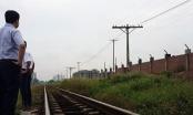 Lấn 1,5km hành lang đường sắt ở HN: Sẽ cưỡng chế?