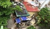 Đống Đa, Hà Nội: Phát lộ công trình lấn chiếm trạm biến áp Hồ Cá 1