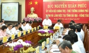 Thủ tướng làm việc với lãnh đạo tỉnh Bà Rịa Vũng Tàu