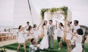 Toàn cảnh đám cưới cổ tích của nữ MC nổi tiếng tuyển chồng trên mạng