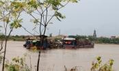 Cảnh sát giao thông đường thủy Hưng Yên phản hồi vụ 'cát tặc'