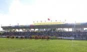 Khán đài đông nghịt người dự Lễ hội chọi trâu Đồ Sơn năm 2017