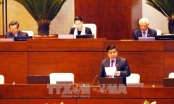 Kỳ họp thứ 4, Quốc hội khóa XIV: Thảo luận về dự án Luật Quy hoạch