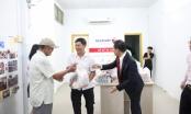 Khách hàng trúng Jackpot tặng 600 phần quà từ thiện tại Khánh Hòa và Kon Tum
