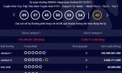 Kết quả xổ số Vietlott 2/12: hơn 130 tỷ đồng không tìm được chủ nhân may mắn