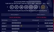 Kết quả xổ số Vietlott hôm nay 1/2: Jackpot hơn 306 tỷ đồng vô chủ