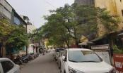 Ô tô, xe máy đỗ tràn lòng đường trên nhiều tuyến phố quận Hoàn Kiếm