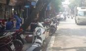 Nhan nhản bãi trông xe trái phép ngang nhiên hoạt động ở quận Hoàn Kiếm