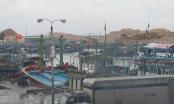 Bình Định: Công ty CP Tân Cảng Quy Nhơn bị 'tuýt còi' vì đổ đá, xà bần xuống biển