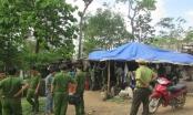"""Bộ Công an khám xét lán trại trong Vườn quốc gia Yok Đôn của """"trùm gỗ"""""""