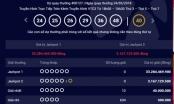 Kết quả xổ số Vietlott 24/5: Giải Jackpot đã lên tới hơn 33 tỷ