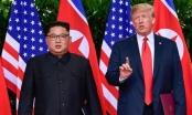 Ông Trump bắt đầu mất kiên nhẫn với Triều Tiên