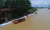 Ngoại thành Hà Nội trong trận lụt lịch sử: Đảm bảo an toàn cho dân là nhiệm vụ hàng đầu